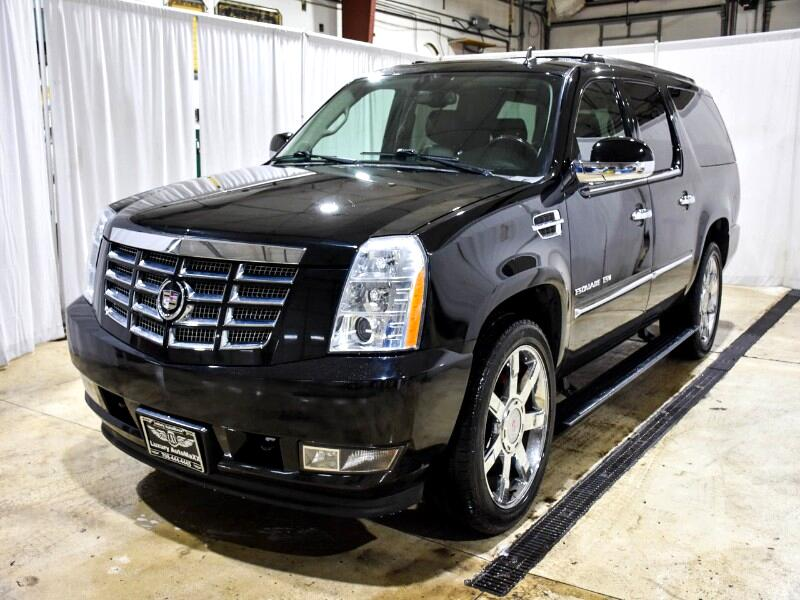 2010 Cadillac Escalade ESV AWD PREMIUM CAPTIAN CHAIRS REAR ENTERTAINMENT