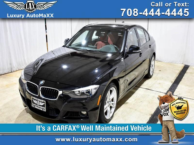 2015 BMW 3-Series 328i xDrive M-SPORT DRIVE ASSIST TECHNOLOGY COLD W