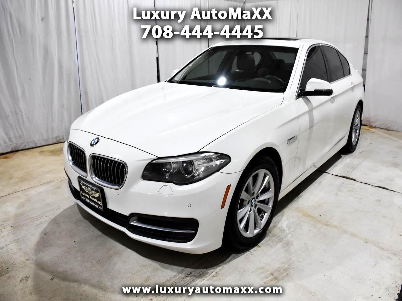 2014 BMW 5-Series 528i xDrive COLD WEATHER NAVIGATION KEYLESS ENTRY