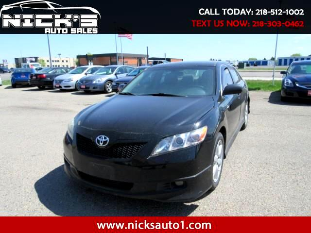 2008 Toyota Camry 4dr Sdn SE Auto (Natl)