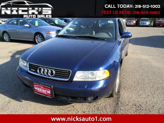 2001 Audi A4 Avant 2.8