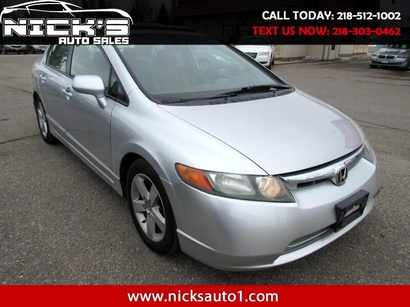 2006 Honda Civic EX sedan AT