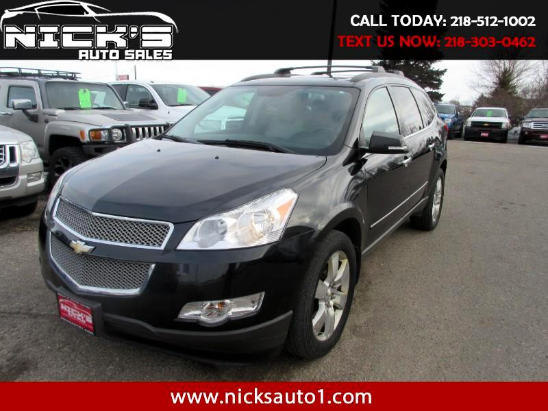 Chevrolet Traverse LTZ AWD 2012