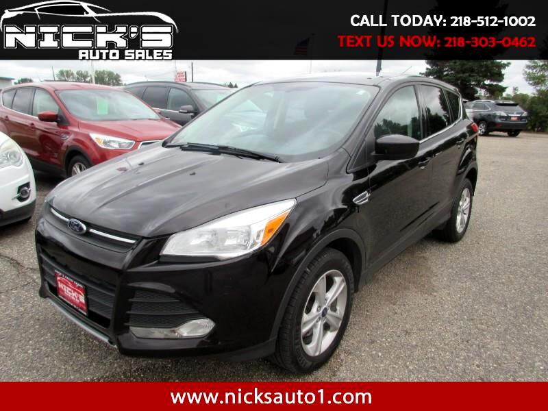 Ford Escape SE 4WD 2013