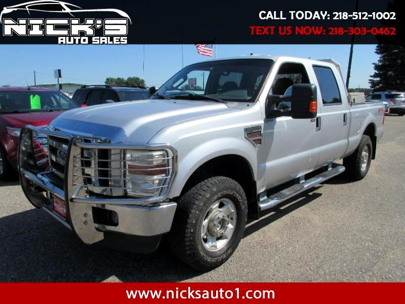 Ford F-250 SD XLT Crew Cab Short Bed 4WD 2010