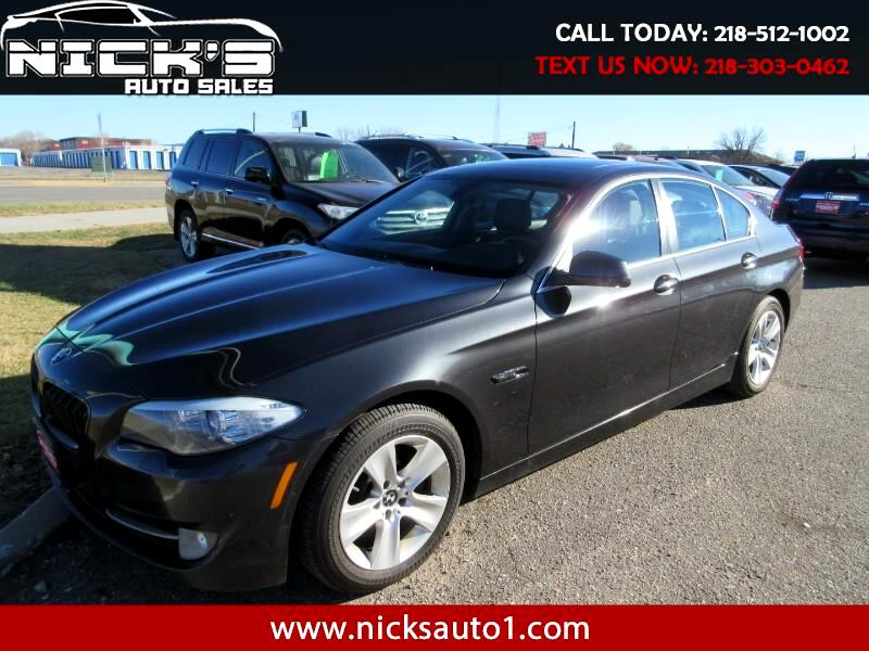 BMW 5-Series 528i xDrive 2013