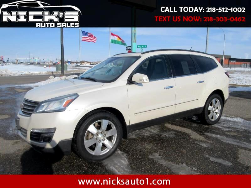 Chevrolet Traverse LTZ AWD 2014