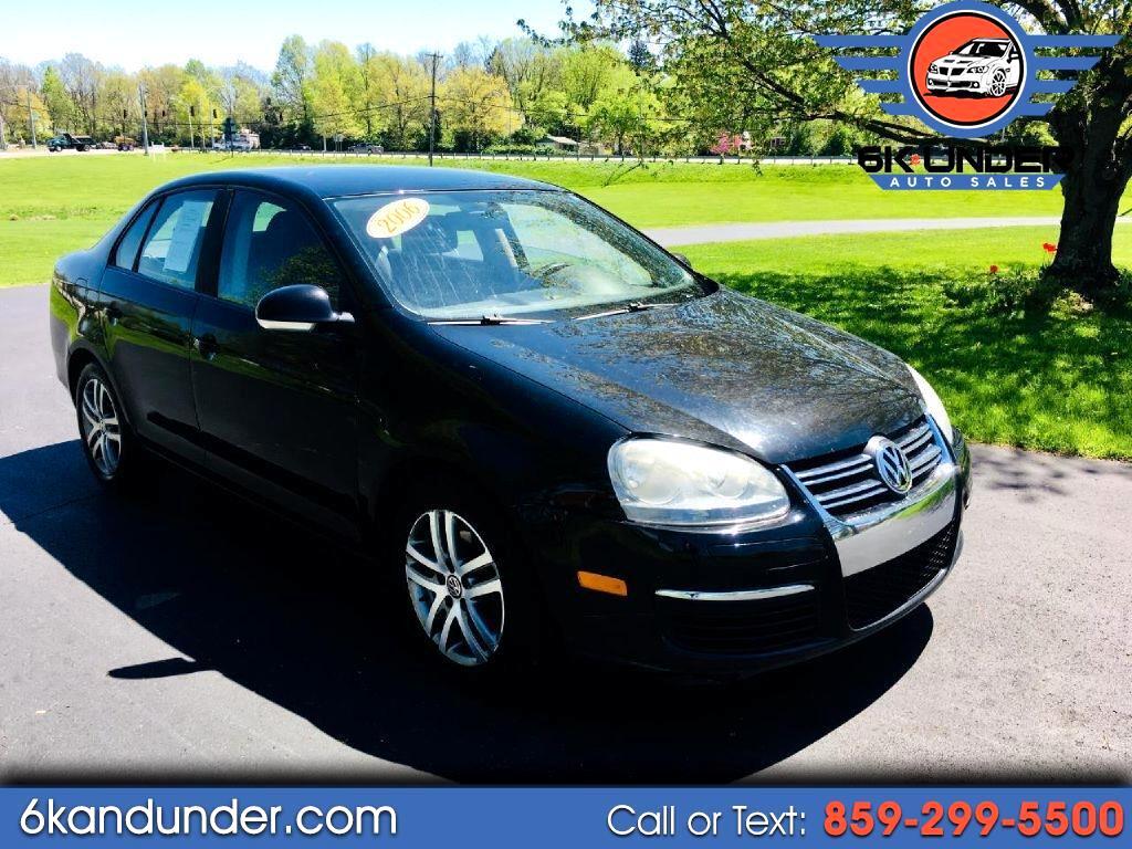 Volkswagen Jetta Value Edition 2.5L 2006
