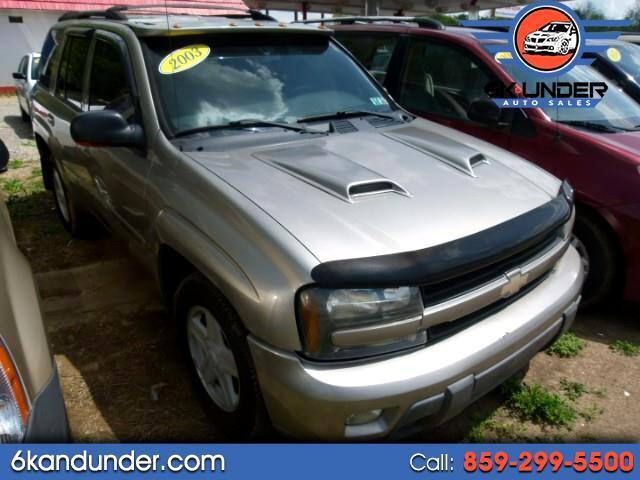 2005 Chevrolet TrailBlazer EXT LS 4WD