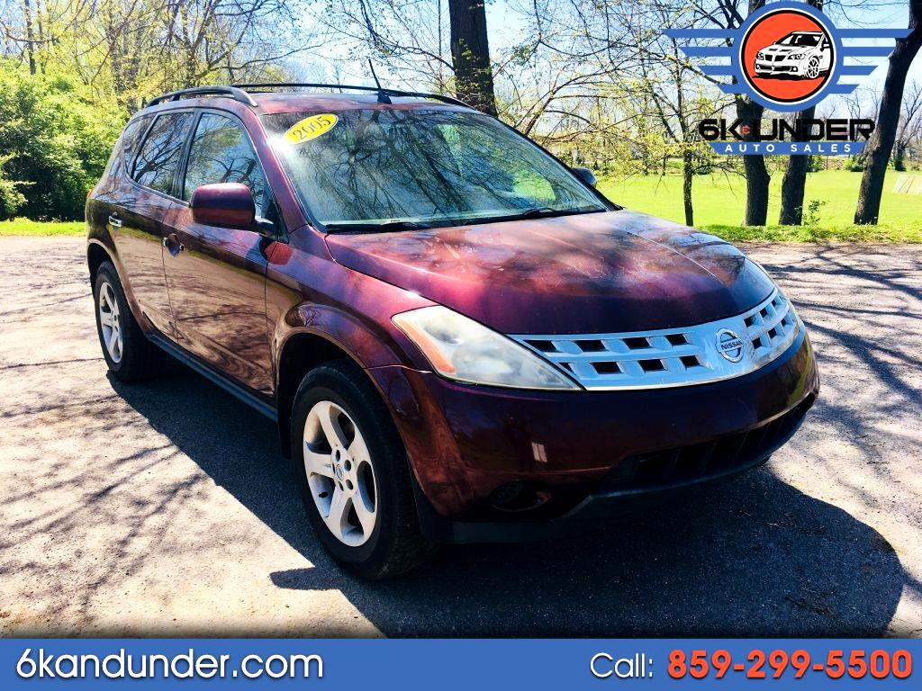 Nissan Murano 2005 for Sale in Lexington, KY