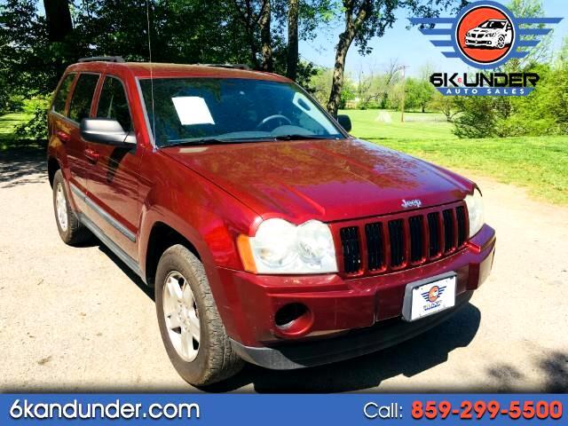 2007 Jeep Grand Cherokee Laredo 4WD