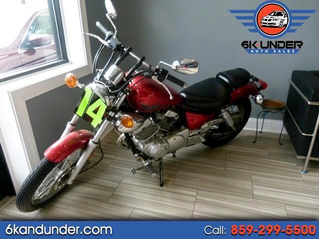 Yamaha XV250  2014