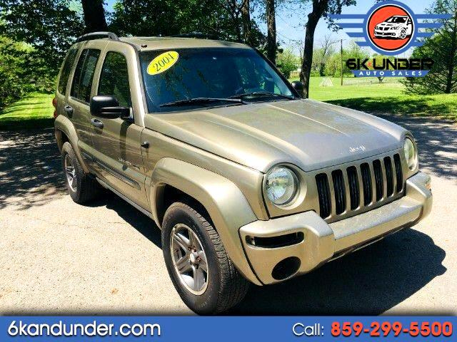 2004 Jeep Liberty Sport 4WD