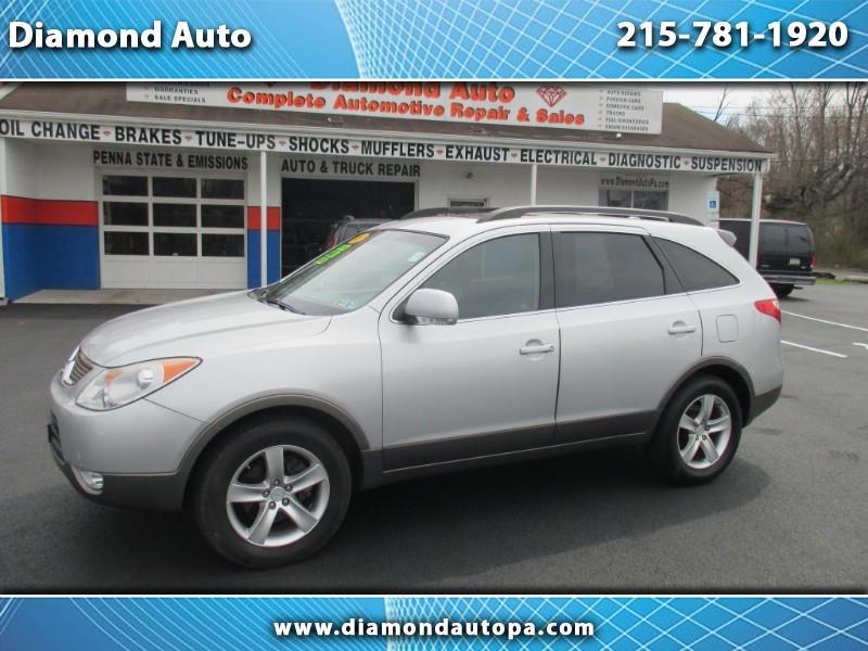 2007 Hyundai Veracruz Limited AWD