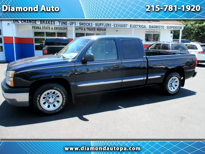 2005 Chevrolet Silverado 1500 EXT Cab Short Bed 2WD