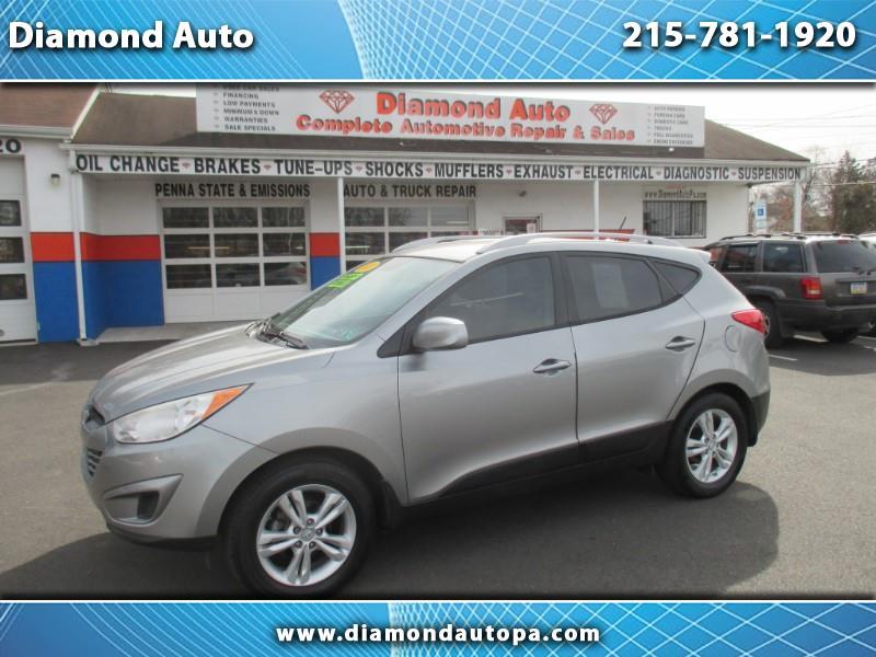 Hyundai Tucson GLS 2WD 2011