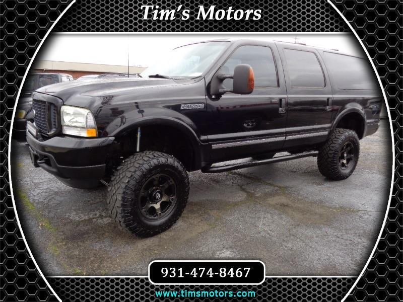 Ford Excursion Limited 6.8L 4WD 2003