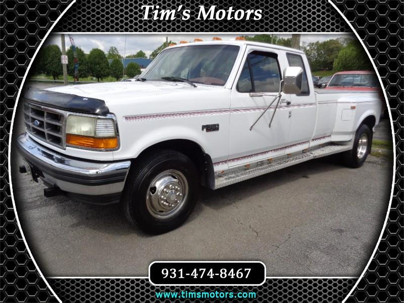 Ford F-350 SuperCab DRW 2WD 1992