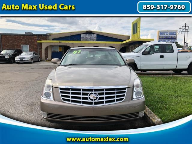 2007 Cadillac DTS 4dr Sdn Performance
