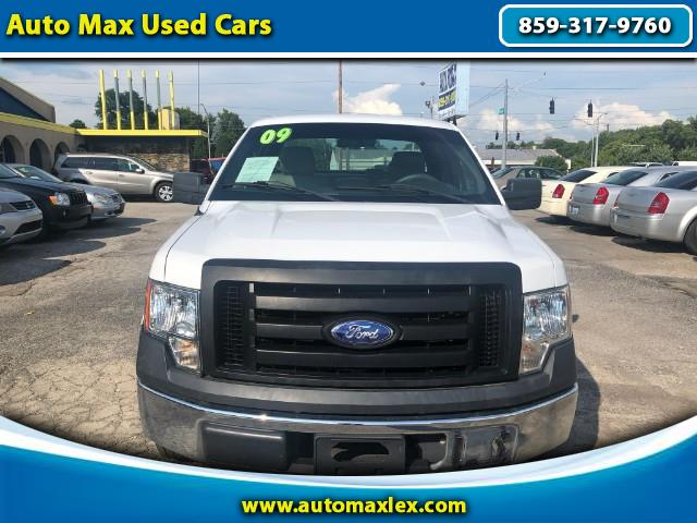2009 Ford F-150 Lariat SuperCab 6.5-ft. Bed 2WD