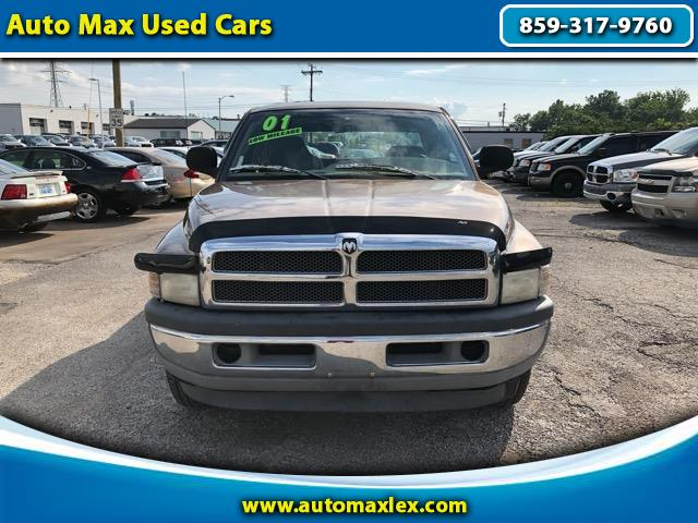 2001 Dodge Ram 1500 Laramie Quad Cab Short Bed 2WD