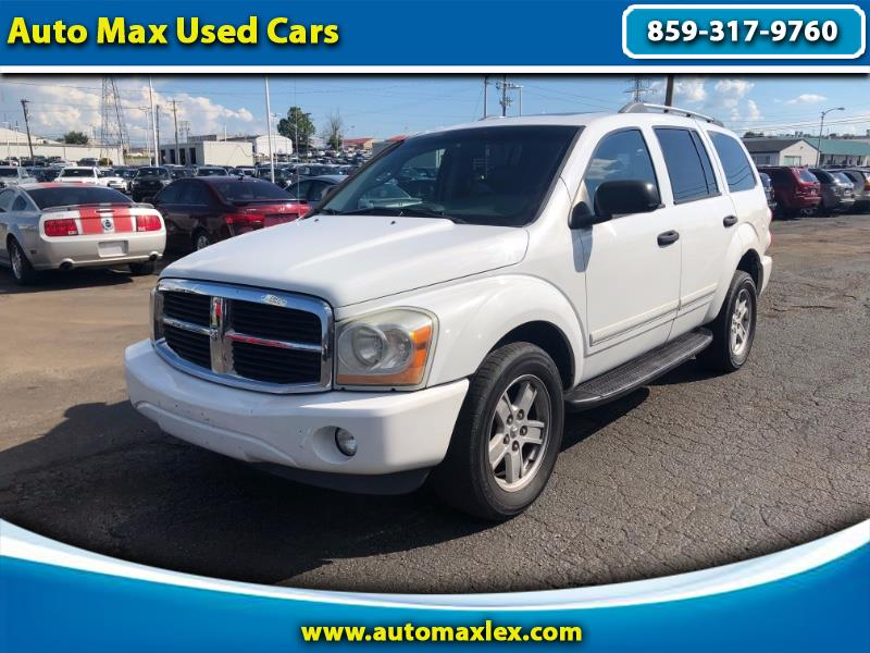 Dodge Durango Limited 4WD 2006