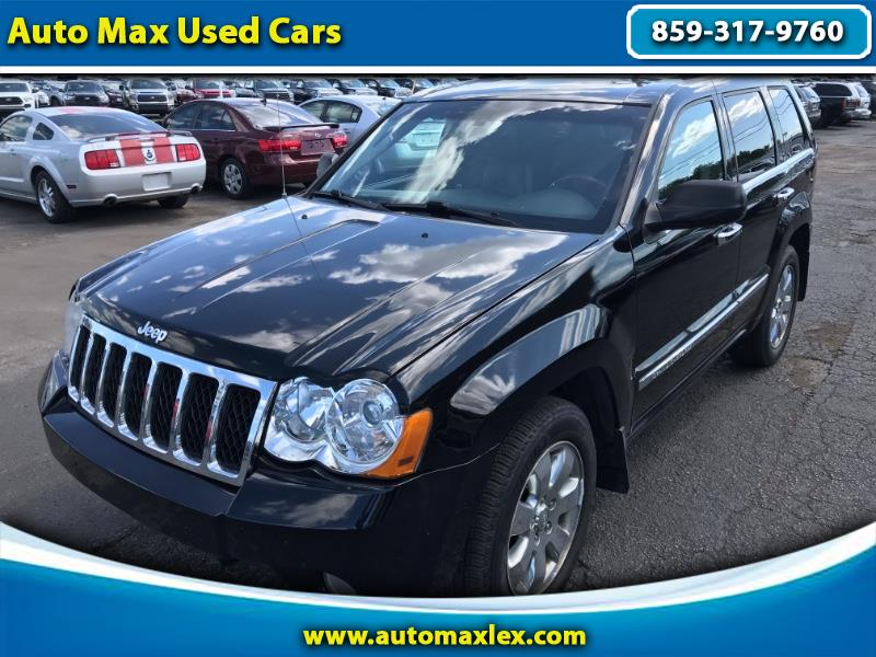 2008 Jeep Grand Cherokee Overland 4WD