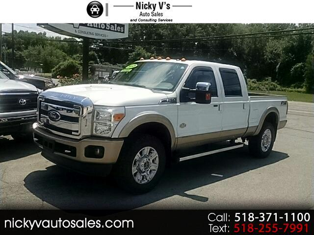 2013 Ford F-350 SD King Ranch Crew Cab 4WD