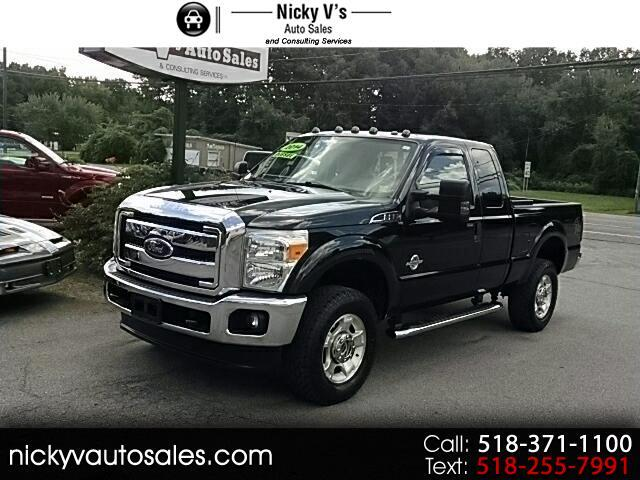 2014 Ford F-350 SD XLT SuperCab 4WD