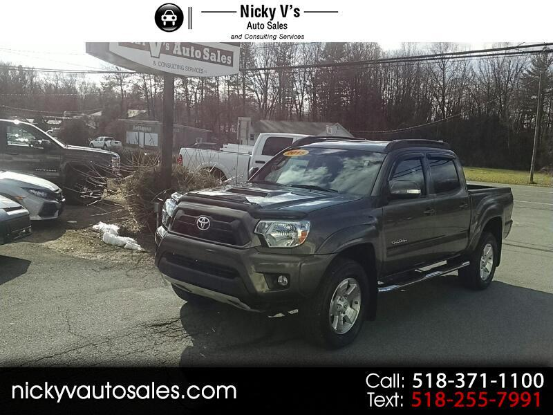 2015 Toyota Tacoma 4WD Double Cab V6 AT (Natl)