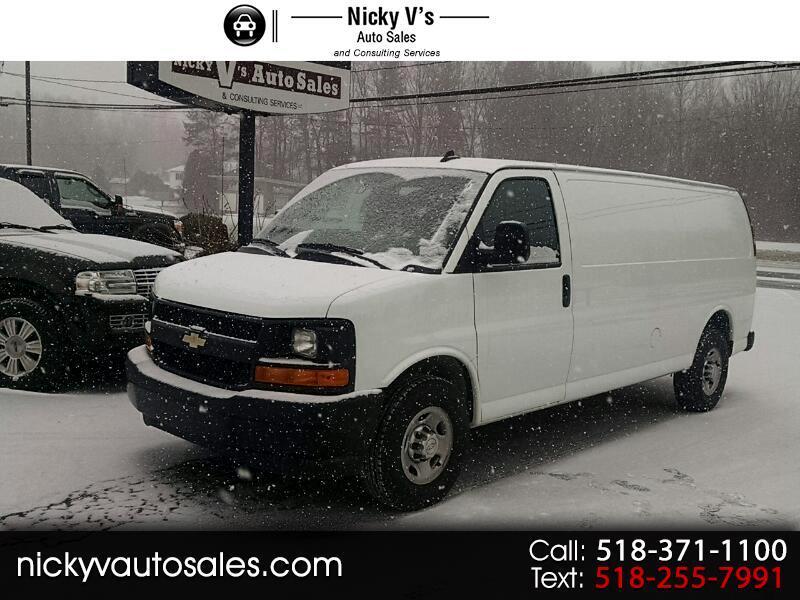 2017 Chevrolet Express Cargo Van RWD 2500 155