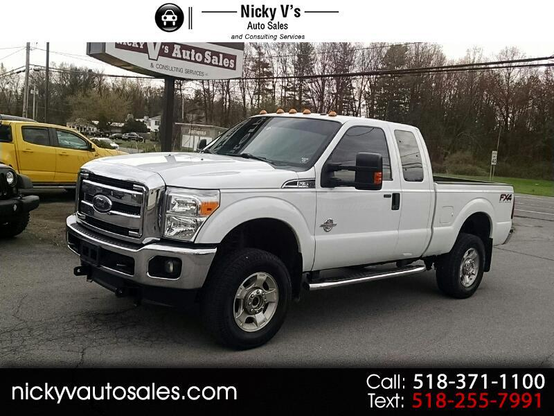 "2015 Ford Super Duty F-350 SRW 4WD SuperCab 142"" XLT"
