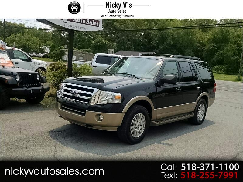 2014 Ford Expedition 4WD 4dr King Ranch