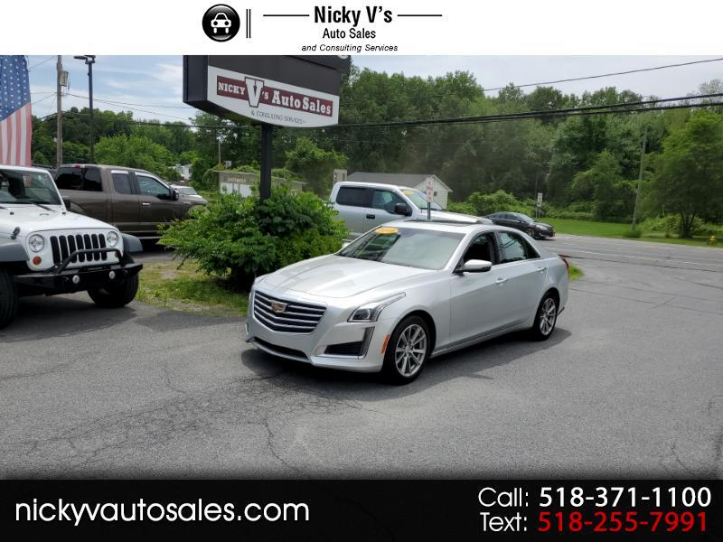 2019 Cadillac CTS Sedan 4dr Sdn 3.6L Luxury RWD