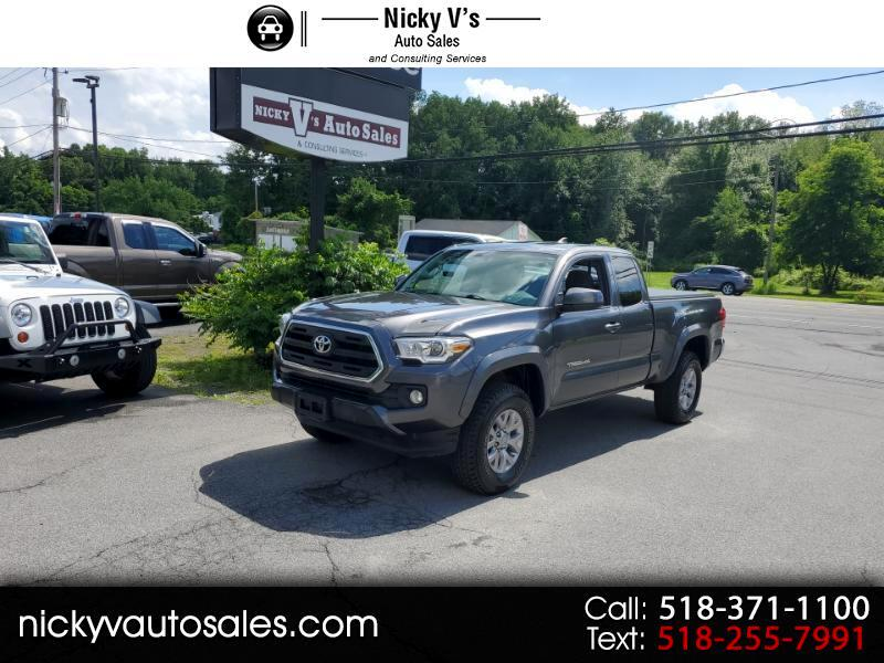 2016 Toyota Tacoma 4WD Access Cab I4 AT SR5 (Natl)