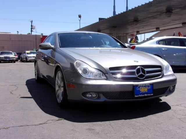 2010 Mercedes-Benz CLS-Class CLS550