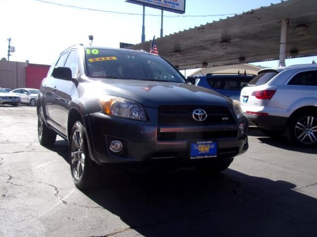 2010 Toyota RAV4 Sport V6 2WD