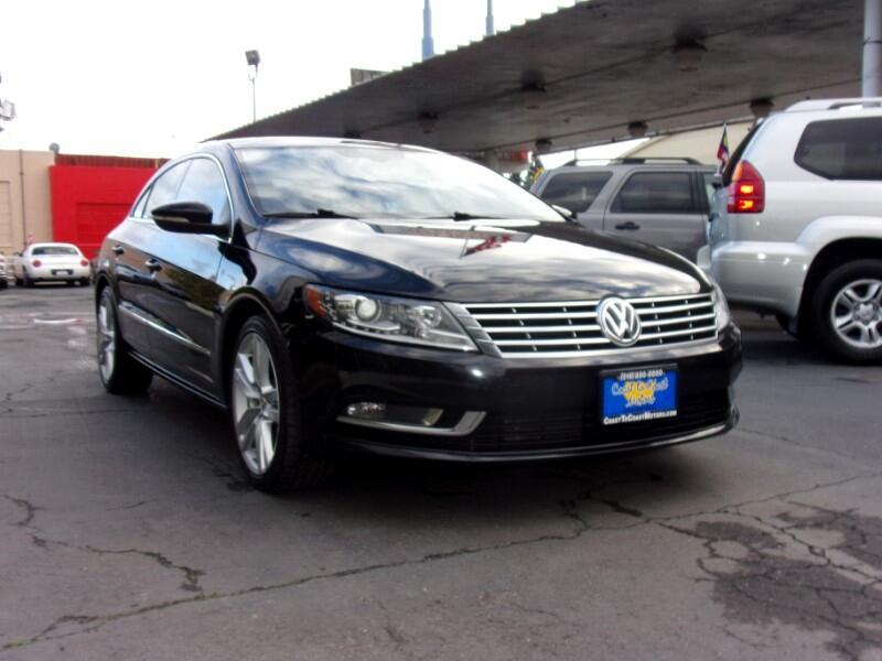 2013 Volkswagen CC Lux PZEV