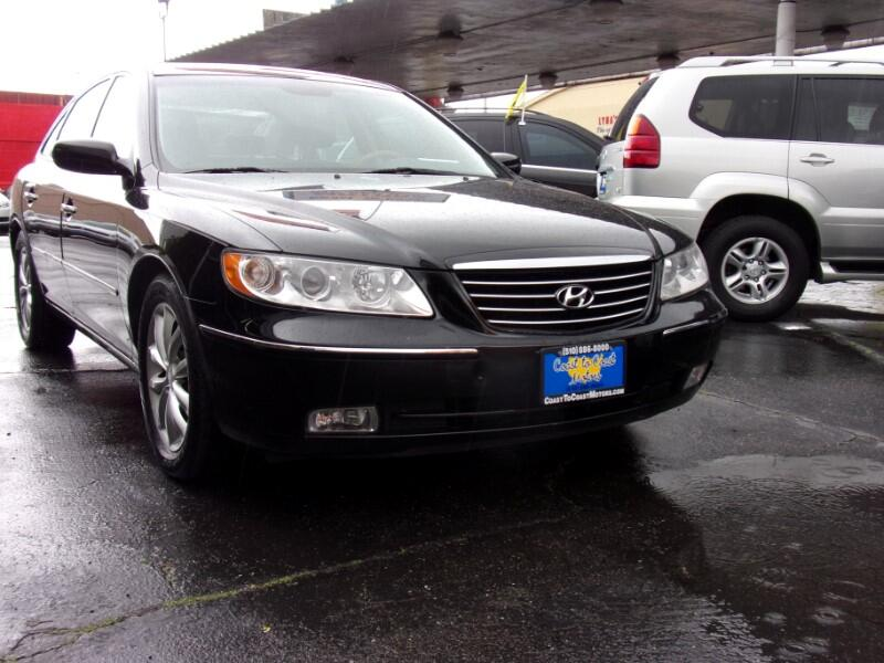 2007 Hyundai Azera Limited