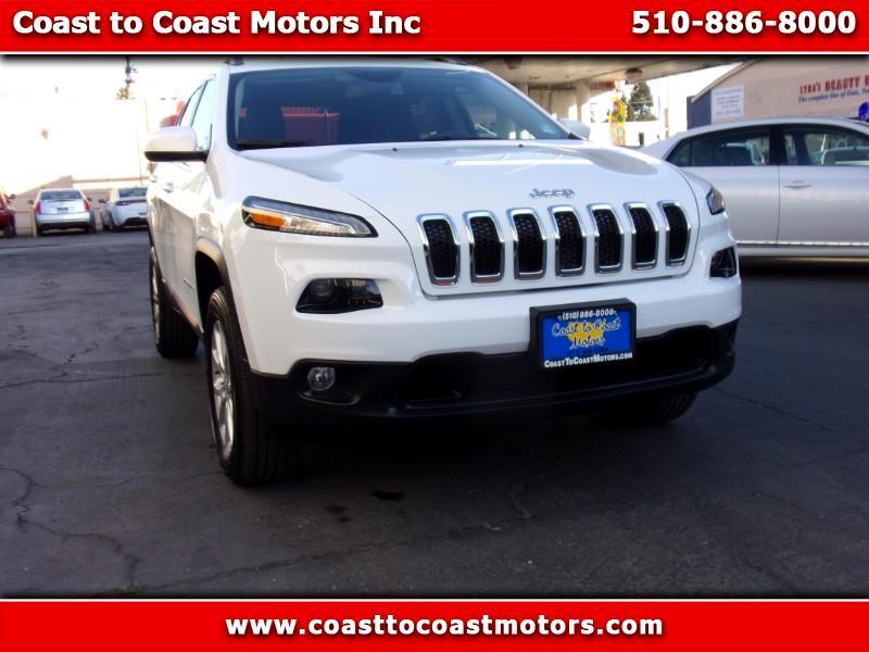 2018 Jeep Cherokee Latitude Plus 4WD