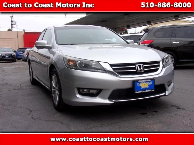 2013 Honda Accord EX Sedan CVT