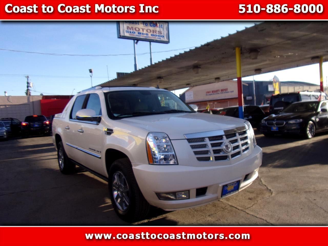 Cadillac Escalade EXT Sport Utility Truck 2008