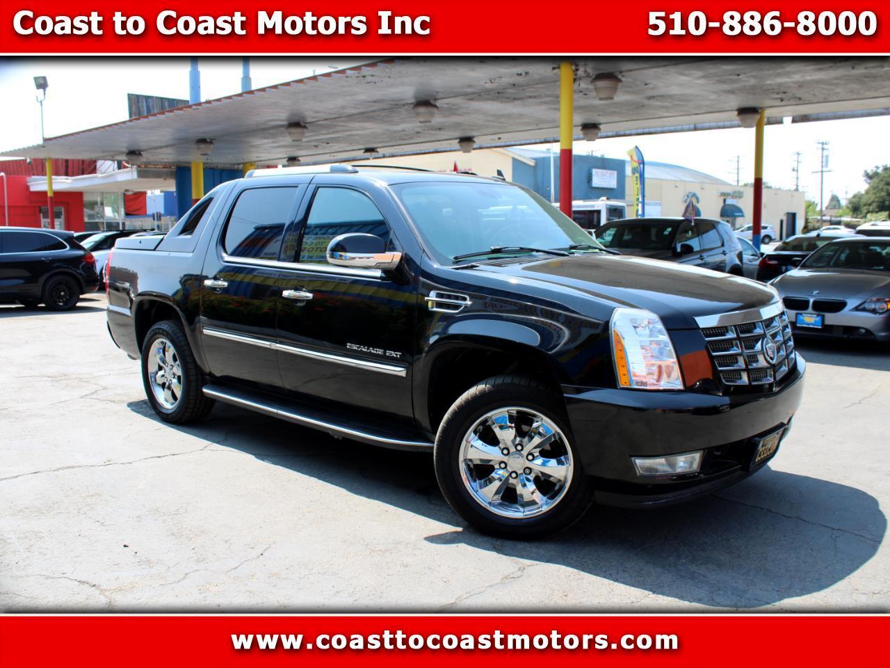Cadillac Escalade EXT AWD 4dr 2008