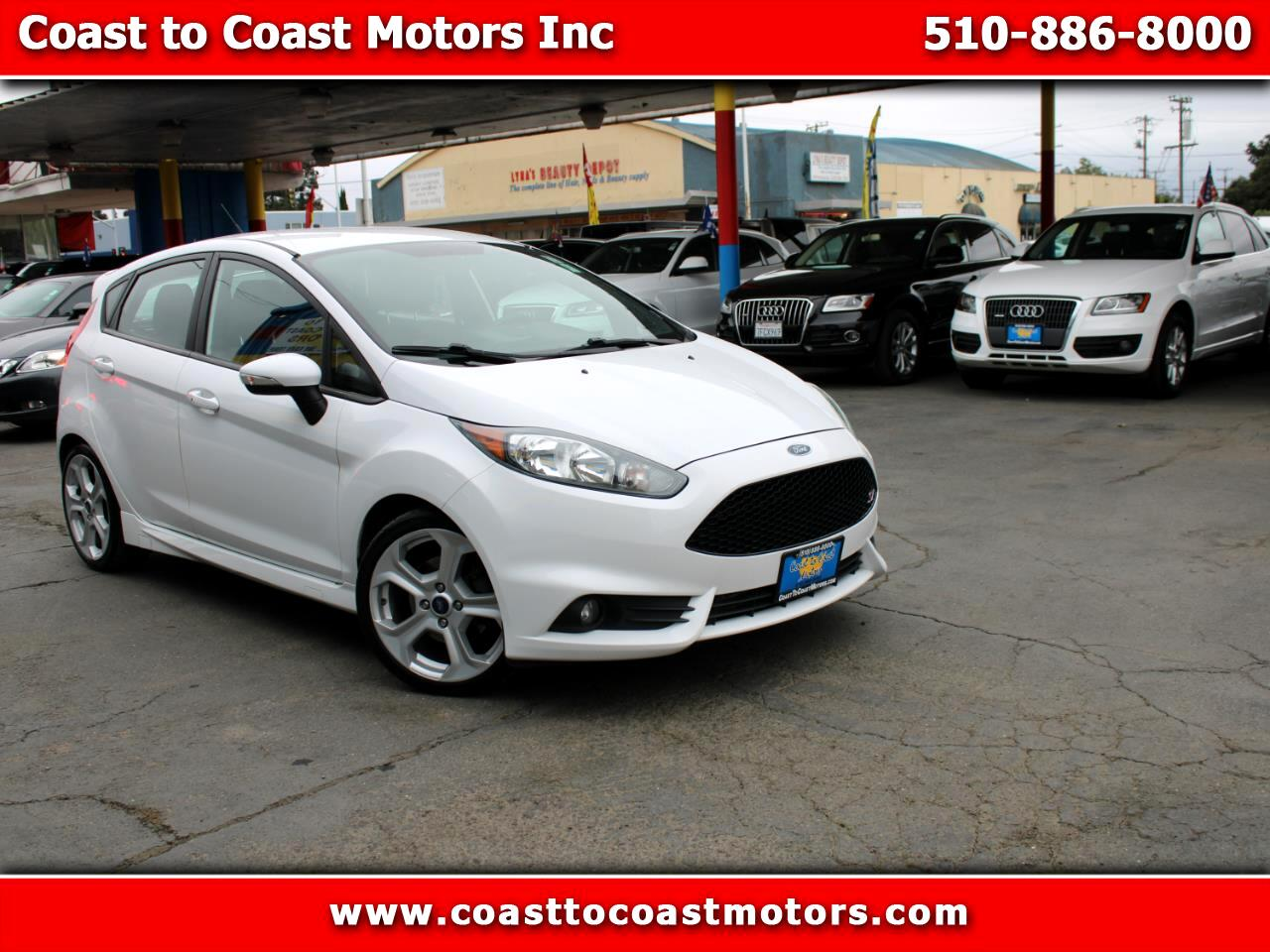 Ford Fiesta 5dr HB ST 2014