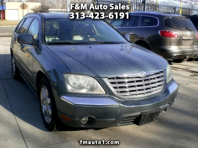 2006 Chrysler Pacifica Limited AWD