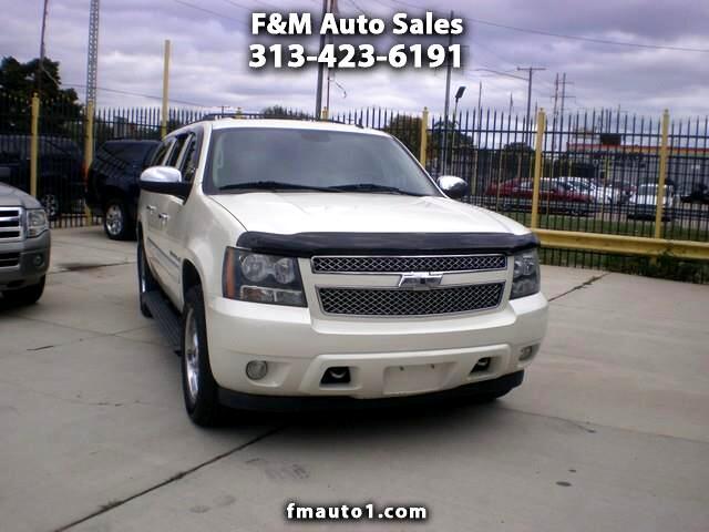 2008 Chevrolet Suburban 4WD 4dr 1500 LTZ