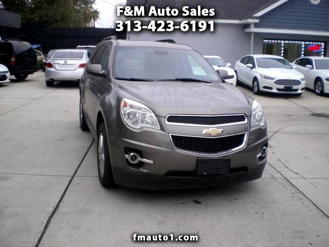 2012 Chevrolet Equinox FWD 4dr LT w/2LT