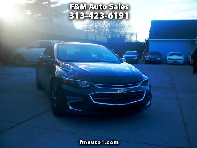 2016 Chevrolet Malibu 4dr Sdn LT w/2LT