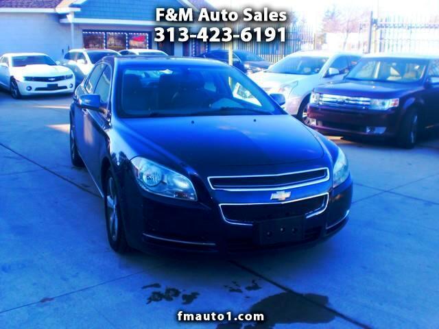 2011 Chevrolet Malibu 4dr Sdn LT w/1LT