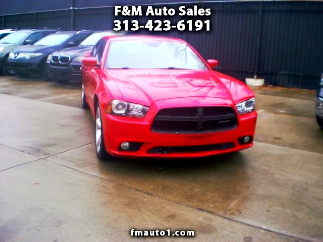 2011 Dodge Charger 4dr Sdn RT Max RWD